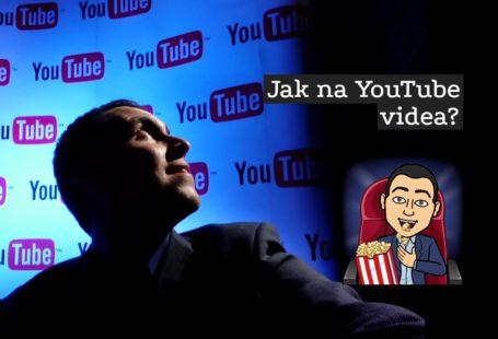 Jak na YouTube videa - cover