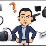 VR headsety