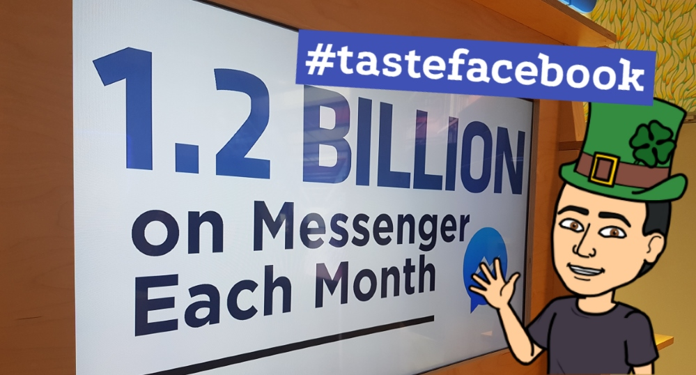 taste facebook